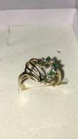 10 karátos arany gyűrű