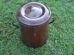 Zsírosbödön, 30 literes, Bonyhádi