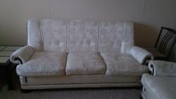 Ülőgarnitúra (kanapé,fotel,asztal)