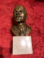Nagymeretu eredeti Lenin kis plasztika eladó!Ara:100.000.-