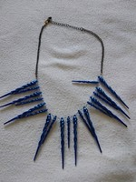 Színes könnyű női nyaklánc