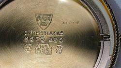 14 karátos tömör arany Tissot Goldrun T71.3.412.13