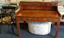 Antik biedermeier - bieder - íróasztal