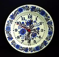 Alföldi porcelán fali óra