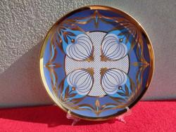 Szász Endre nonfiguratív 31 cm tányérja eladó vagy cserélhető hasonlóra