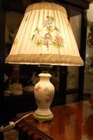 Herendi asztali lámpa, jelzett.