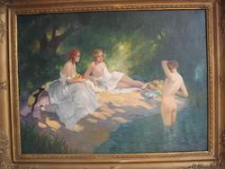 Brettsneider festmény