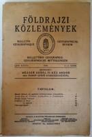A Magyar Födrajzi Társaság kiadásában  Földrajzi Közlemények 1938.1-3.sz(aggteleki barlangrendszer)