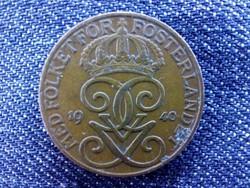 Svédország V. Gusztáv (1907-1950) 5 Öre 1940/id 9280/