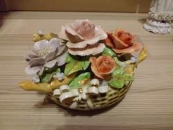 Rózsás porcelán