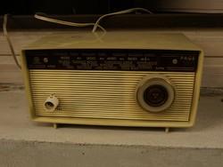 Hornyphon csöves rádió W 146 U Retro 1964