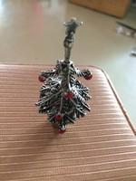 Antik Ezüst Miniatűr Karácsonyfa  Eladó & Csere LEÁRAZVA !