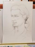 Portré egy szép nőről