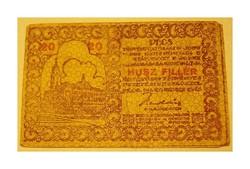 20 Fillér Pécs Városi szükségpénz   1919