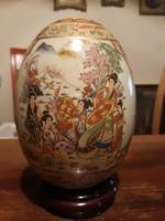 Keleti porcelán tojás