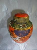 Kínai porcelán teatartó edény