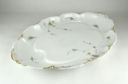0X723 Antik Versailles-i porcelán kínáló tál 50 cm