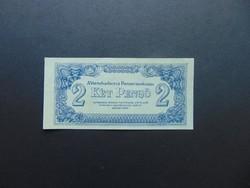 VH. 2 pengő 1944 Nagyon szép ropogós bankjegy