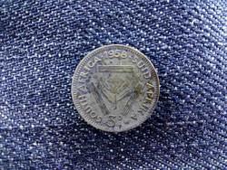 Dél-afrikai Köztársaság II. Erzsébet .500 ezüst 3 Penny 1958/id 9205/