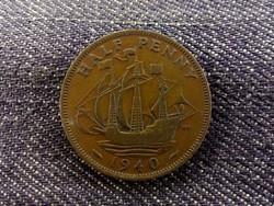 Anglia VI. György 1/2 Penny 1940/id 8768/