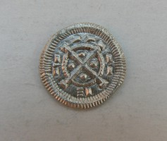 II. BÉLA EZÜST DENÁR ÉH 53 (1131-1141) AUNC.