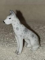 Herendi Antik kutyus mini figura