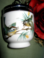 Angol Royal Worcester madaras tojásfőző porcelán