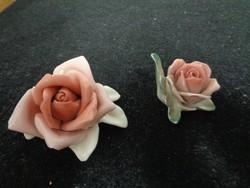 Szépséges Ens porcelán rózsák egyben