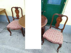 2 db antik szék
