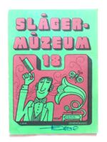 Slágermúzeum 18 régi kotta retro kottafüzet