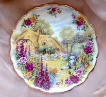 Royal Albert fali tányér