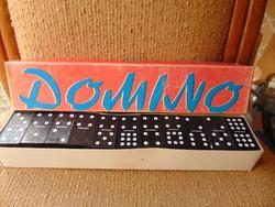 Retro dominó 55 db-os eredeti dobozában