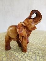 Zsírkő elefánt