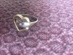Egyedi Gyémánt arany 14k gyűrű