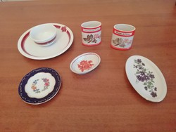 Kis Zsolnay porcelán csomag