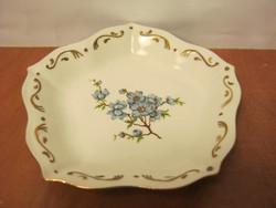 Anita porcelán tál