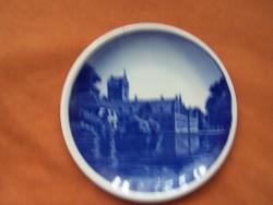 Royal Copenhagen porcelán dísztál