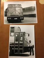 Ikarus 270 / jelzett gyári fotók /1975