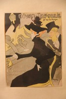 Henri de Toulouse-Lautrec - Divane Japonais