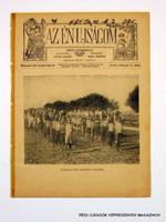 1917 szeptember 30  /  Az Én Ujságom  /  RÉGI EREDETI ÚJSÁG Szs.:  7493