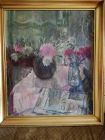 Faber Gabriella, Virágok