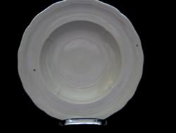 Antik Zsolnay leveses tányér