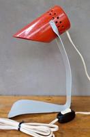 Retro formatervezett asztali lámpa , olvasólámpa