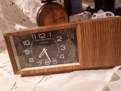 Retró Orosz asztali óra óra