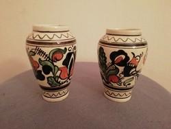 Korondi kis váza pár