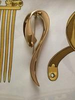 Arany színű Pierre Lang bross