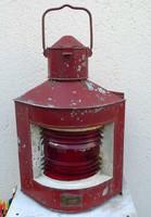 Szovjet hajó petróleum lámpa