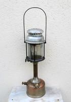DITMAR 501 MAXIM gázharisnyás petróleumgázlámpa ritka forma, még ritkább!