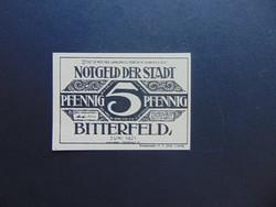 5 pfennig 1921 Németország 02
