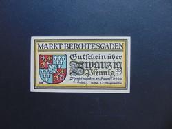 20 pfennig 1920  01